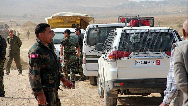قوات الأمن التونسية تواصل مطاردة الإرهابيين المتصلين بالقاعدة في جبل الشعانبي