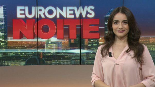 Euronews Noite | As notícias do Mundo de 3 de Setembro de 2019