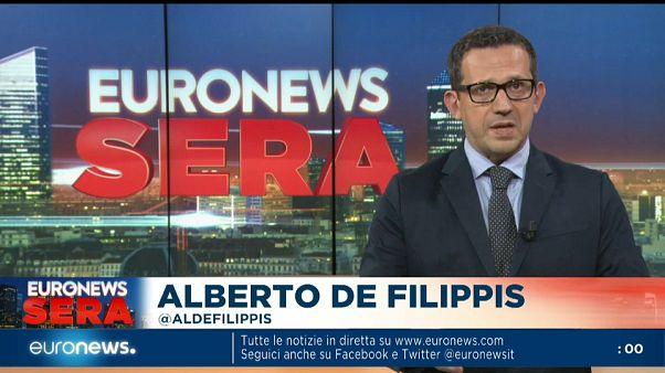 Euronews Sera TG europeo, edizione di martedì 3 settembre 2019