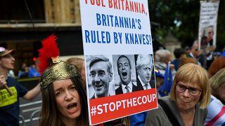 ¿Quién es quién en el tablero del Brexit en el Reino Unido?