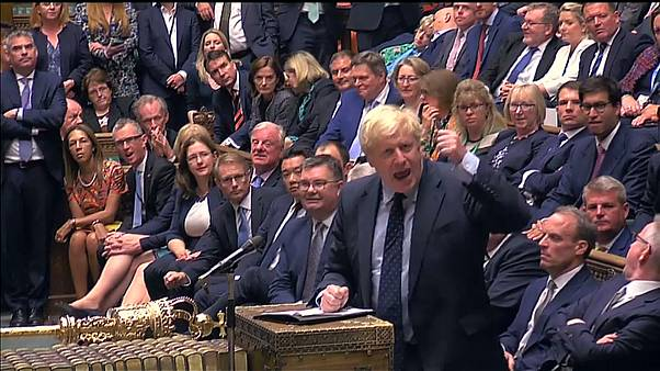 "Uk: governo in minoranza. Johnson: ""Elezioni"""