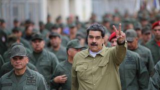 Maduro declara la alerta naranja en la frontera con Colombia