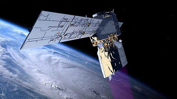Aeolus, le satellite d'observation des vents de l'ESA