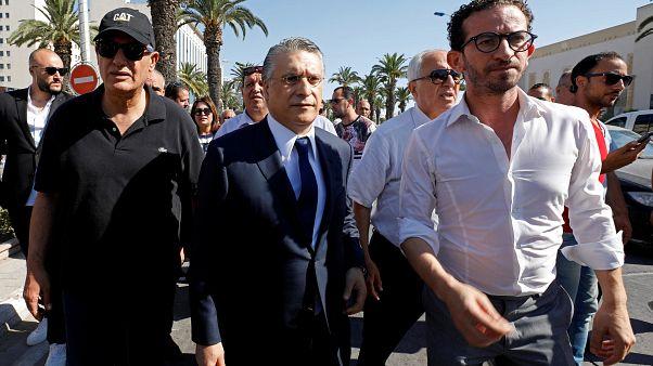 مرشح الرئاسة التونسية الموقوف نبيل القروي يبدأ إضراباً عن الطعام