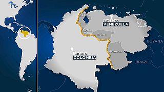 Alerta na fronteira Venezuela-Colômbia