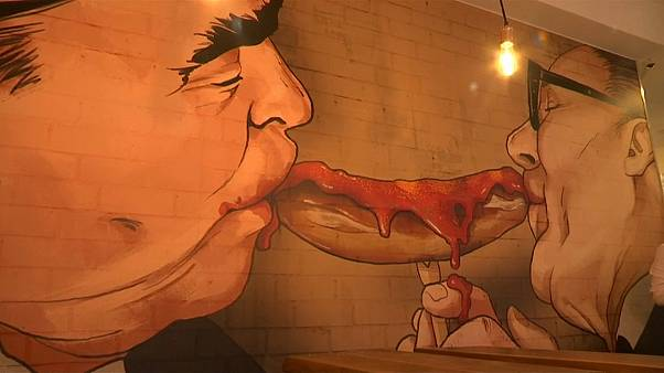 It is estimated 800 million currywurst are eaten ever year, 70m in Berlin alone
