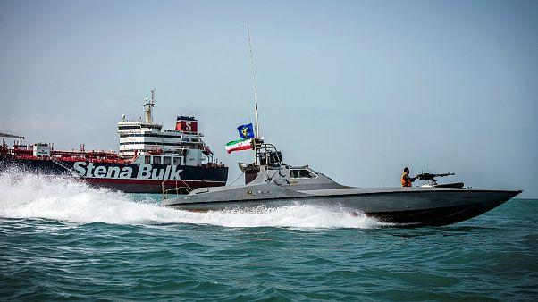 ایران ۷ خدمه نفتکش توقیف شده بریتانیایی را آزاد کرد