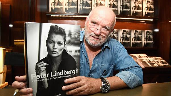 Peter Lindbergh en 2016