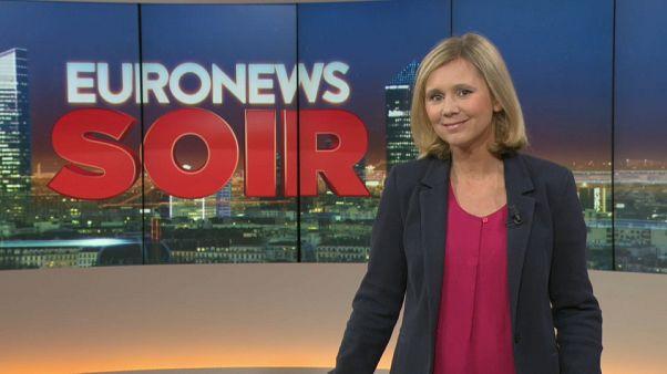 Euronews Soir : l'actualité du mercredi 4 septembre 2019