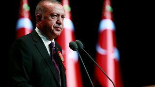 Turkey's Erdogan threatens to 'open the gates' for migrants to Europe