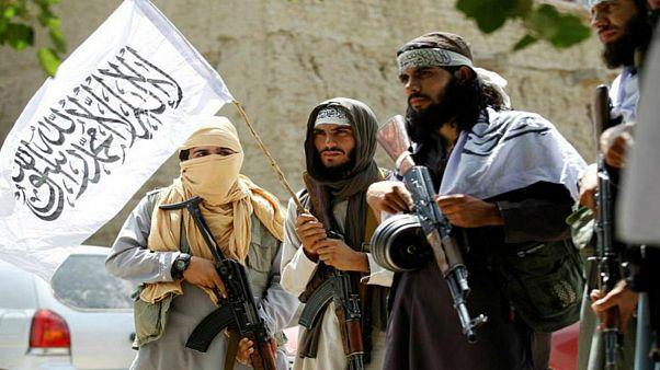شبه نظامیان طالبان در افغانستان