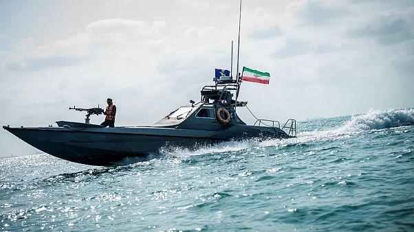 سپاه پاسداران ۷ کشتی صیادی با خدمه خارجی را در دریای عمان توقیف کرد