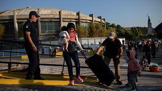 Средиземноморские мигранты: где и как их принимают?
