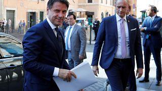 Italien: Giuseppe Conte stellt sein neues Kabinett vor