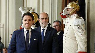 İtalya'da siyasi kriz aşıldı: Yeni hükümet perşembe günü yemin edecek