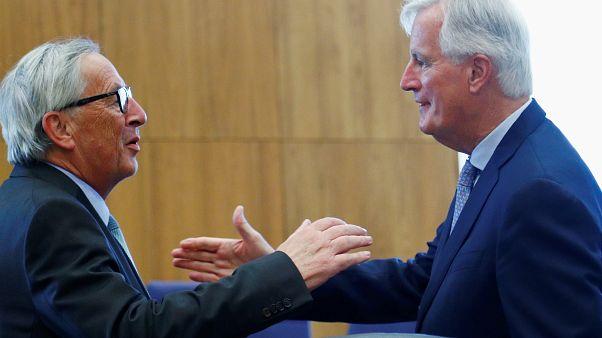 کمک مالی کمیسیون اروپا به کشورهای اتحادیه در صورت برکسیت بدون توافق