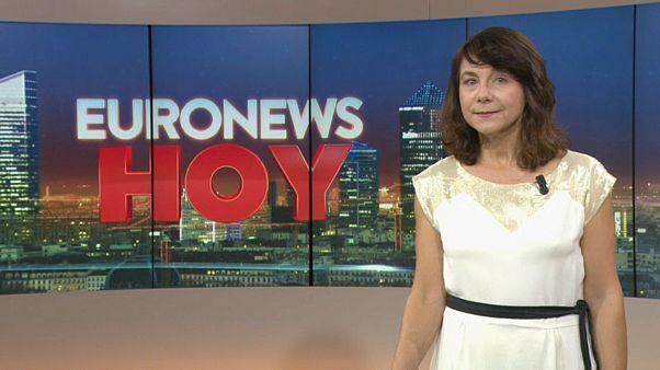 Euronews Hoy | Las noticias del miércoles 4 de septiembre de 2019