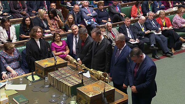Brexit: Boris Johnson scheitert mit Antrag auf Neuwahl