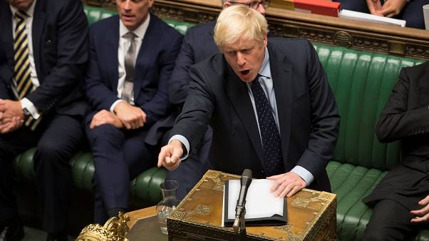 Brexit : double camouflet pour Boris Johnson devant le Parlement