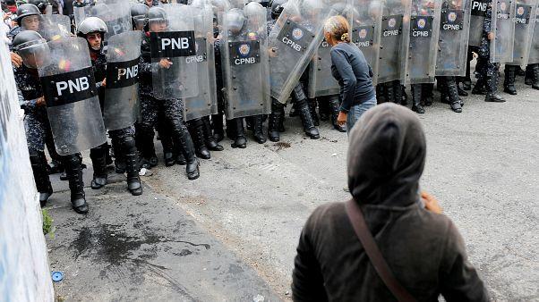 Venezuela - Colombia, giochi di guerra