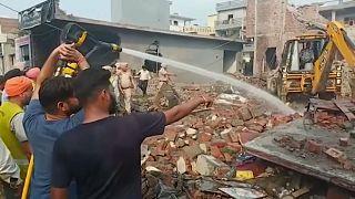 23 قتيلاً على الأقل في انفجار بمصنع للألعاب النارية بمنطقة في الهند