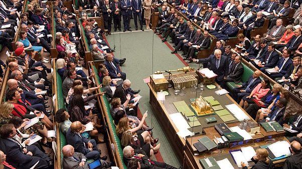 توقف برکسیت بدون توافق در پارلمان بریتانیا؛ پیشنهاد انتخابات زودهنگام هم رد شد