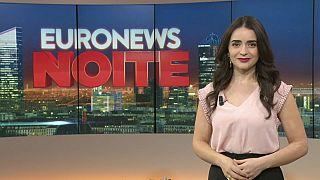 Euronews Noite | As notícias do Mundo de 4 de Setembro de 2019