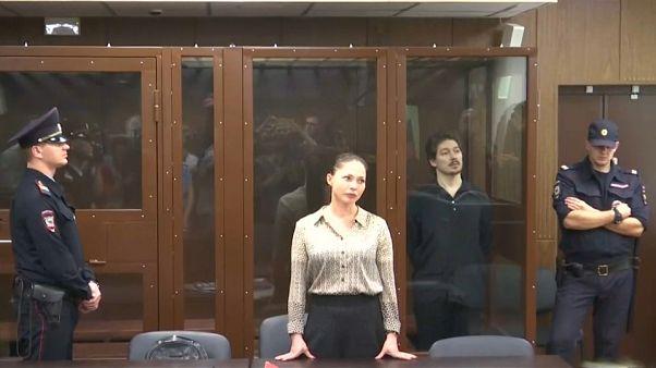 Moscou : des manifestants lourdement condamnés