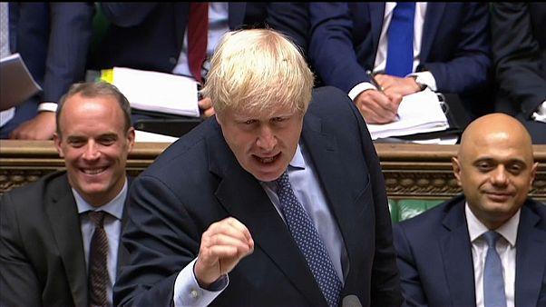Борис Джонсон дважды за день потерпел поражение в Палате общин