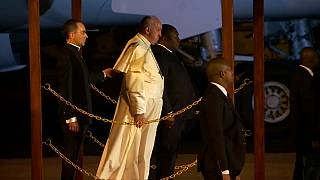 Le pape François célèbre la paix au Mozambique