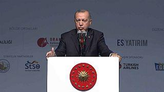 Atomfegyvert szeretne a török elnök