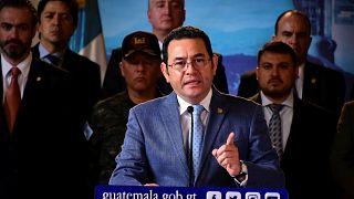 Guatemala declara el estado de sitio para luchar contra el narcotráfico