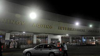 مطار نينوي أكوينو بالعاصمة الفلبينية مانيلا