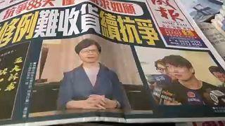 Nem hátrálnak a hongkongi tüntetők