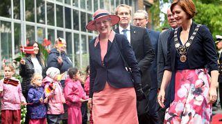 Hundertjahrfeier: Königin Margrethe zu Besuch in Schleswig-Holstein
