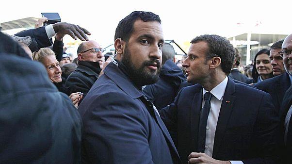 Macron'a hakaret eden Brezilyalı elçiye Benalla'dan ilginç teklif: Kafeste boks maçı yapalım