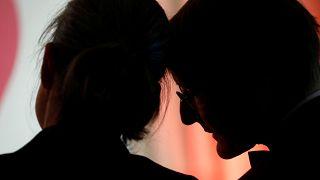 Nina Scheer und Karl Lauterbach bewerben sich als Doppelspitze für den SPD-Vorsitz.