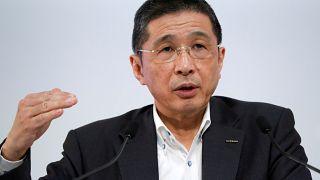 Diretor-executivo da Nissan admite compensação indevida