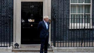 Boris Johnson obrigado a ceder
