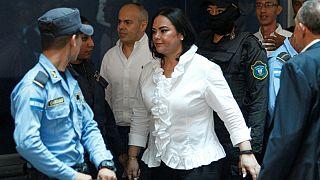از کاخ ریاست جمهوری تا زندان؛ بانوی اول پیشین هندوراس به ۵۸ سال حبس محکوم شد