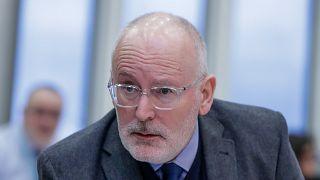 Brüsszeli gyors: Timmermans, az örök második