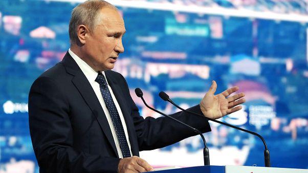 Putin: Türkiye'nin de içinde olduğu G7 benzeri bir oluşum kurulabilir