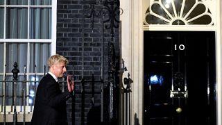 جو جونسون شقيق رئيس الوزراء البريطاني بوريس جونسون
