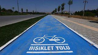 """Ankara'ya 56 kilometrelik """"Bisiklet Yolu Projesi"""": Hat şehrin tüm üniversitelerinden geçecek"""