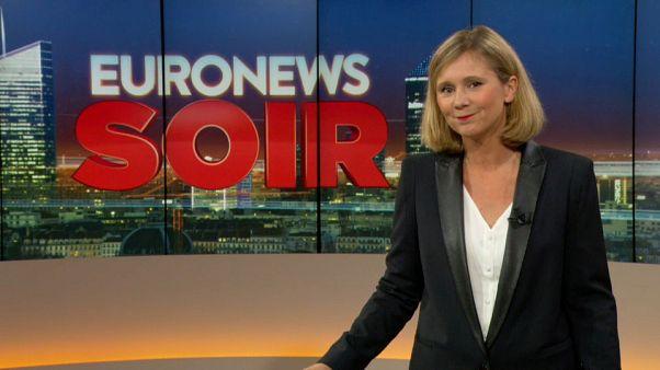 Euronews Soir : l'actualité du jeudi 5 septembre 2019