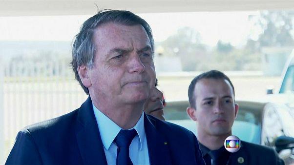 Bolsonaro provoca mal-estar no Chile