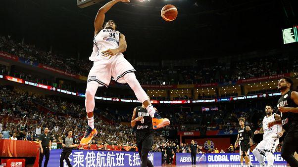Νίκη-πρόκριση για την Εθνική Ελλάδος στο Παγκόσμιο της Κίνας