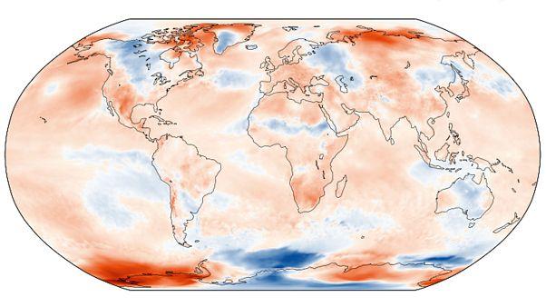 Agosto 2019, el segundo más cálido registrado, por unas pocas décimas