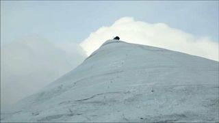 Pár évtized alatt tizenöt métert zsugorodott Svédország legmagasabb hegye