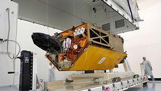 L'allestimento del satellite Copernicus Sentinel-6